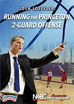 Running the Princeton 2-Guard Offense