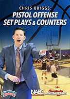 Pistol Offense Set Plays & Counters