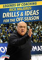 Rick Majerus: Drills and Ideas for the Off-Season