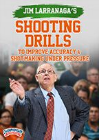 Jim Larranaga's Shooting Drills to Improve Accuracy and Shot-Making Under Pressure