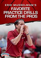 Eric Musselman's Favorite Practice Drills from the Pros