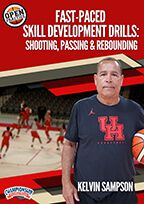 Fast-Paced Skill Development Drills: Shooting, Passing & Rebounding