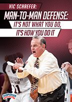 Man-to-Man Defense: It's Not What You Do, It's How You Do It