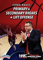 Primary and Secondary Breaks + Lift Offense