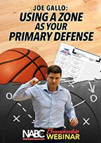 Joe Gallo: Using a Zone as Your Primary Defense