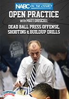 Matt Driscoll's NABC On the Court Open Practice Series