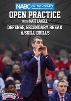 NABC On the Court Open Practice with Matt Langel: Defense, Transition Offense & Skill Drills