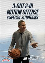 3-Out 2-In Motion Offense & Special Situations
