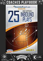 BasketballCoach.com presents: 25 Unstoppable Inbound Plays Playbook
