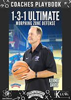 Kermit Davis' 1-3-1 Ultimate Morphing Zone Defense Playbook