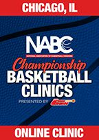 2020 NABC Online Basketball Clinic - Chicago
