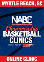2020 NABC Online Basketball Clinic - Myrtle Beach