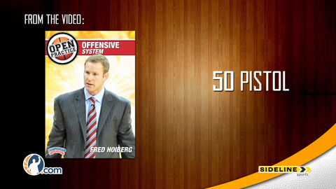 7 Set Plays for Attacking Man-to-Man Defenses with Fred Hoiberg