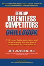 Develop Relentless Competitors Drillbook