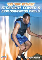 "130 ""Pro Power"" Strength, Power and Explosiveness Drills"