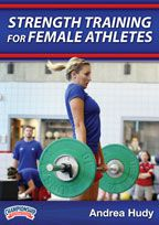 Andrea Hudy's Training Female Athletes 2-Pack