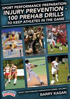Sport Performance Preparation: Injury Prevention - 100 Prehab Drills to Keep Athletes in the Game