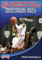 AAU Coaching Boys Basketball Series: Individual Skill Development Drills