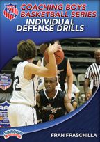 AAU Coaching Boys Basketball Series: Individual Defense Drills