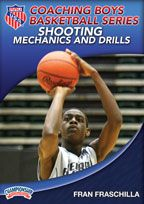 AAU Coaching Boys Basketball Series: Shooting Mechanics and Drills