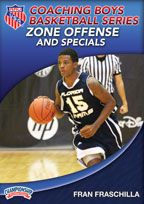 AAU Coaching Boys Basketball Series: Zone Offense and Specials