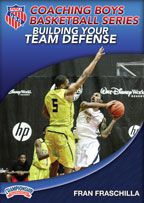AAU Coaching Boys Basketball Series: Building Your Team Defense