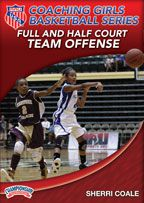 AAU Coaching Girls Basketball Series: Full and Half Court Team Offense