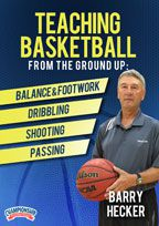 Teaching Basketball from the Ground Up: Balance & Footwork + Dribbling, Passing & Shooting